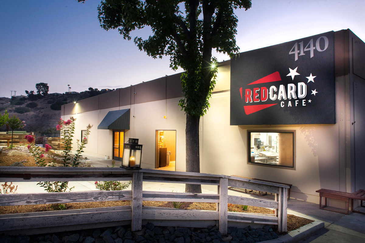 Red Card Café