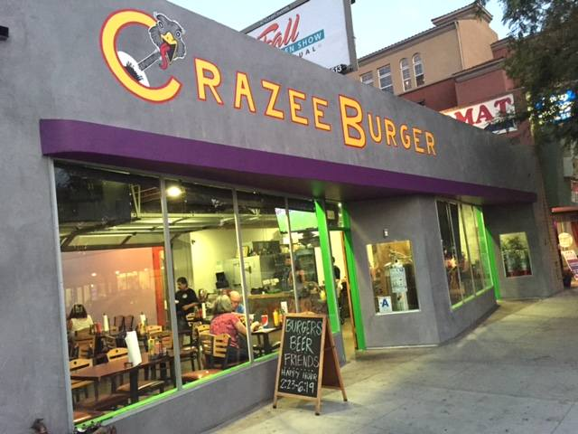 Crazee Burger