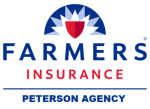 Farmers Insurance Peterson Agency Logo